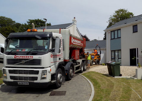 Ready Mix Concrete, Cheap Concrete Plymouth,  Drum Mix Concrete, Volumetric concrete Plymouth from the leading Concrete Supplier in Plymouth Devon and Cornwall, Drum Mix on site Concrete